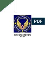 Air Force Review - Vol. 2, No. 2a