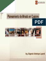 Planeamiento de Minado en Cuajone-PERU[1]