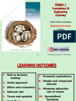 Chapter 1 - Foundations of Engineering Economy