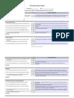 Jolly Phonics Teacher Checklist