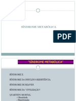 Aula Sindrome Metabolica