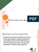 1156Electronic Fetal Monitors