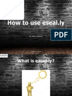 How to use Easel.ly