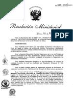 RESIDENTADO FARMACEUTICO
