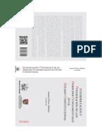 Flores Saldaña, Antonio, Interpretación y ponderación de los derechos fundamentales en el Edo Const