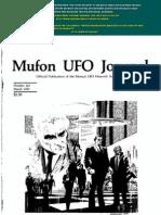 MUFON UFO JOURNAL, # 263, March 1990