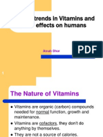 Vitamins Arnab Projects