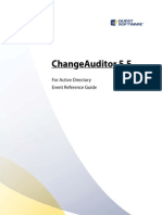 ChangeAuditor for Active Directory Event Reference Guide