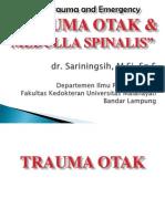 4. Ilmu Penyakit Saraf - Cedera Otak Traumatik