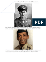 President Obama to Award Congressional Medal of Honor to 24 Military Veterans
