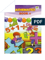 Mathematics Books 1