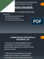 Sociedades mercantiles_presentacion