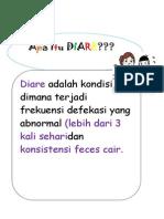 Flip Chart Diare