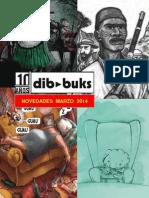 Dibbuks Marzo 2014