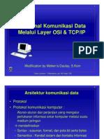Tentang Layer Osi & Tcp_ip