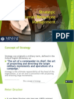 SHRM Michael Armstrong Ch-02 Concept of Strategy