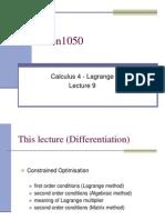 Lect 9 Calculus 4