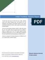 Sample Footwear Industry Report