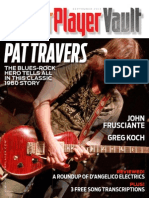 Guitar Player Vault