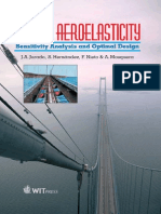 Bridge Aeroelasticity - Sensitivity Analysis and Optimal Design