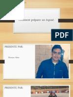 Techniques de présentation d'un exposé avant et pendant.pptx