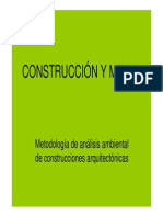 Construccion y Medio
