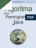 Algoritma Dan Pemrograman Java