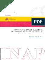 2007_723_GUÍA PARA LA ELABORACIÓN DE PLANES DE MEJORA EN LA