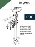 Basetravel 401-801 Espanol