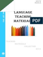 3language Teaching Materials