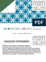 M2M Media Agency