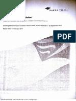 Forensic Audit Full Report