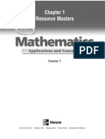 6th Grade Math Workbook