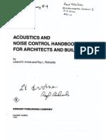 Auditorium Acoustics Design Standards