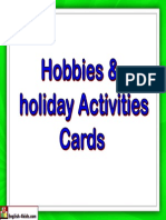 Hobbies&Holidaycards