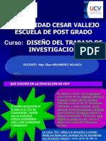 0.-MARCO REFERENCIAL DE LA INVESTIGACIÓN PARADIGAMAS, ENFOQUES, TIPOS Y DISEÑOS