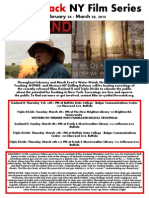 Film Series - Don't Frack New York