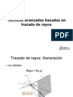 09 Raytracing Based Algorithms