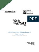Analisis Corazon Delator E.a.poe