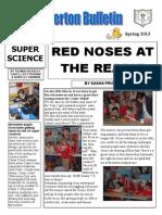Bickerton Bulletin Spring 2013