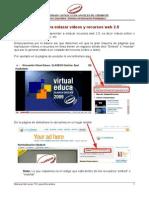 Manual Subir Videos Recursos Web