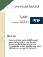 Supraventrikular Takikardi Fix