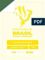 Provinha Brasil Lp 2013 Teste 1