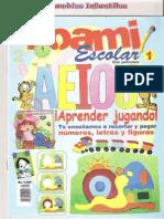 03. JPR504 - Foami Escolar AEIOU No.1 - Aprender Jugando