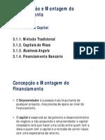 3_CONCEPÇÃO E MONTAGEM DO FINANCIAMENTO [Modo de Compatibilidade]