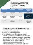 Acreditacion Parametro g.e