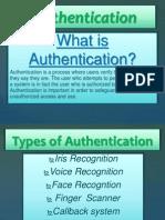 Authentication Latest