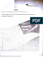 The latest and full Forensic-Audit-Report on cashgate www.malawi24.com or www.facebook.com/Malawi24
