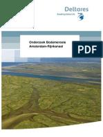 86803428 Onderzoek Bodemerosie Amsterdam Rijnkanaal