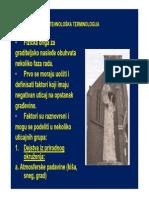 2. Graditeljsko Nasledje II-tehnoloska Terminologija-ocuvanost